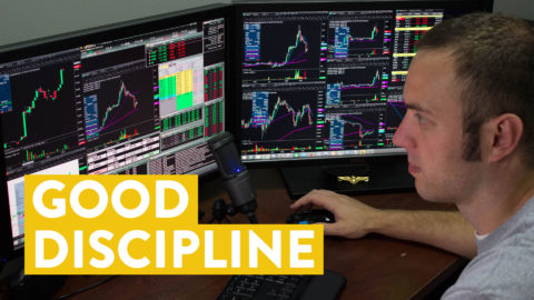 [LIVE] Day Trading | I'm Proud of Myself. Good Discipline!