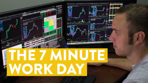 [LIVE] Day Trading | The 7 Minute Work Day (Weekend Withdrawal)