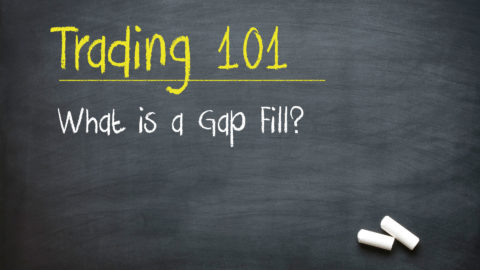 "What is a ""Gap Fill""? (Stock Market For Beginners)"