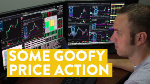 [LIVE] Day Trading | A Goofy Morning of Price Action...