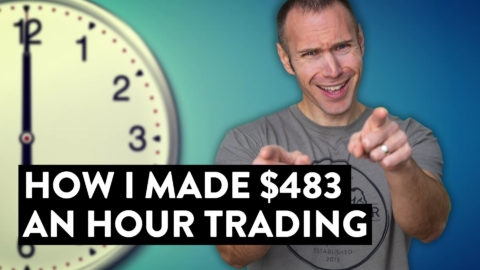 I Made $483 Per Hour Day Trading Stocks Online. Here's How...
