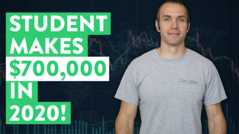 Day Trader Inspiration: Student Makes $700,000 in 2020! (with proof)