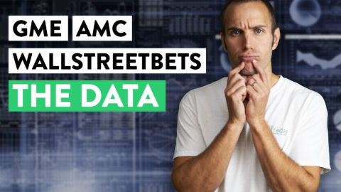 GME, AMC, WallStreetBets and The Data... Let's Take a Look...