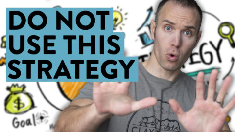Do NOT Use This Strategy (EVER) as a Beginner Day Trader
