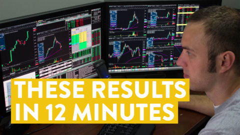 [LIVE] Day Trading | Are These Results Worth 12 Minutes?