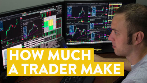 [LIVE] Day Trading | How Much Money Can A Day Trader Make In 1 Hour?
