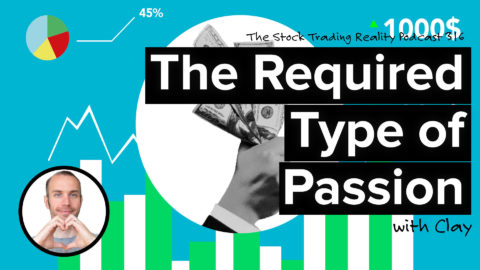 The Required Type of Passion... | STR 316