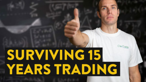 This Rule Has Allowed Me to Survive for 15 Years Day Trading...