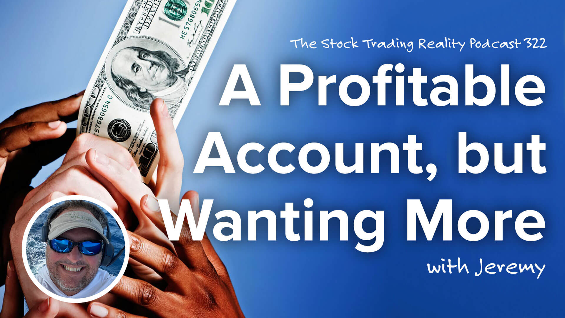 A Profitable Account, but Wanting More   STR 322