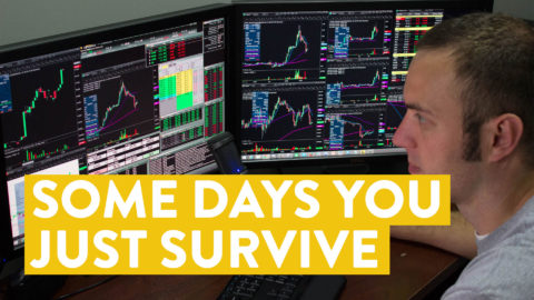 [LIVE] Day Trading | Some Days You Just Need to Survive...