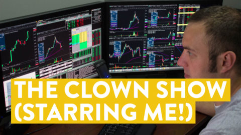 [LIVE] Day Trading | The Clown Show (starring ME!)