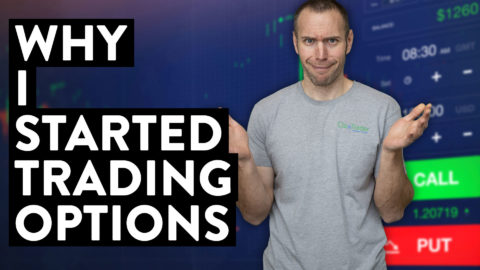 Why I Started Trading Stock Options (and you should too...)