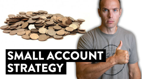 Small Trading Account? Consider Using This Strategy...