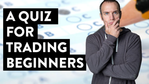 I Have a QUICK Quiz for You (Day Trading for Beginners)
