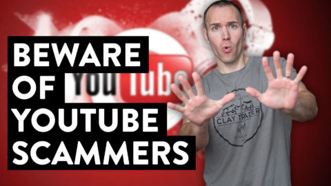 Day Traders Beware: YouTube Scammers (and a trick to avoid)