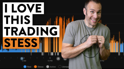 Why I (and you should) Love This Kind of Stress as a Day Trader