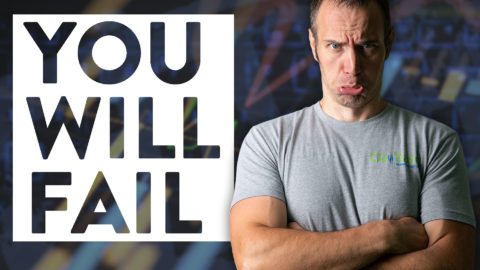Day Trading Online - Why You Will Fail... (fair warning)