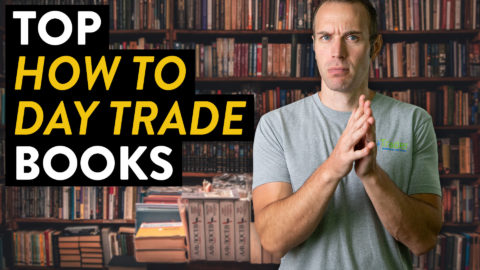 Top Books for Learning How to Day Trade Stocks...