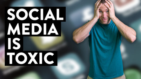 Social Media is Toxic... (mini rant)...