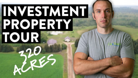 A Tour of My 320 Acre Real Estate Investment