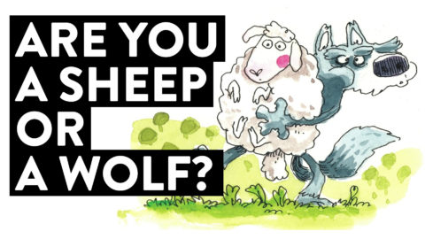 Trading Truths: Are You a Sheep or a Wolf? (how to know)