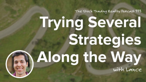 Trying Several Strategies Along the Way | STR 333