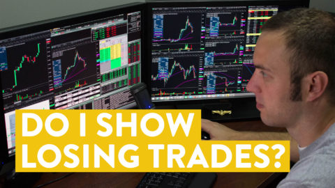 [LIVE] Day Trading | Do I Show Losing Trades? (Yes!)