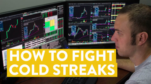 [LIVE] Day Trading | How to Fight Against Cold Streaks