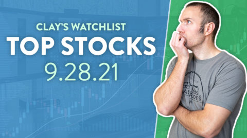 Top 10 Stocks For September 28, 2021 ( $CEI, $NAKD, $AMC, and more! )