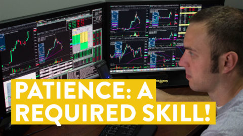 [LIVE] Day Trading   Patience: A Required Skill!