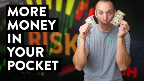 Day Trader Risk | Putting More Money In Your Pocket