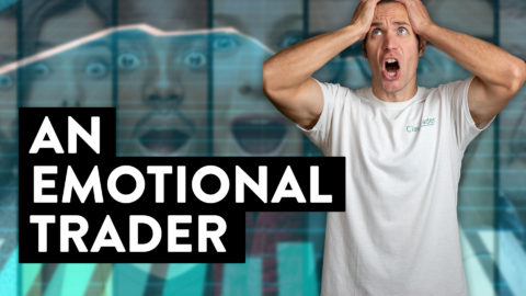 An Emotional Trader Case Study (Don't Let This Emotion Creep In)