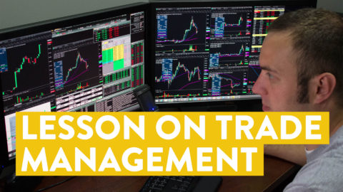 [LIVE] Day Trading | A Lesson on Trade Management for Stocks
