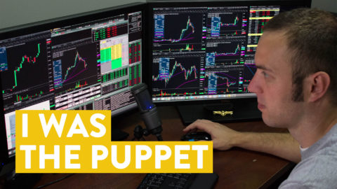 [LIVE] Day Trading | I Was The Puppet...